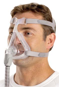 Res Med Mirage Quattro Air Full Face Cpap Mask Home