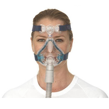 Res Med Mirage Quattro Full Face Cpap Mask Home Lifecare