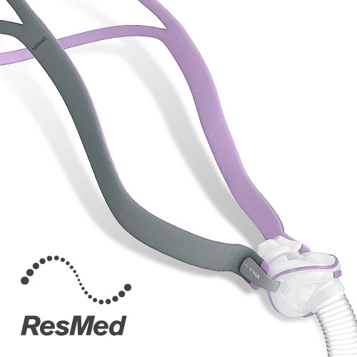 Resmed Airfit P10 For Her Nasal Pillow Cpap Mask Home