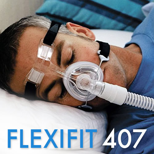 Fisher Amp Paykel Flexifit 407 Nasal Cpap Mask Home