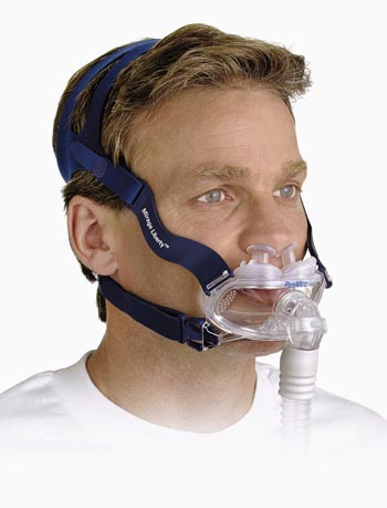 Res Med Mirage Liberty Full Face Cpap Mask Home Lifecare