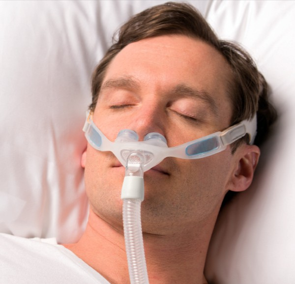 Respironics Nuance Pro Nasal Pillow Cpap Mask Home